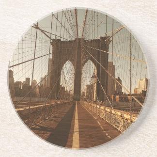 Brooklyn Bridge. Coaster