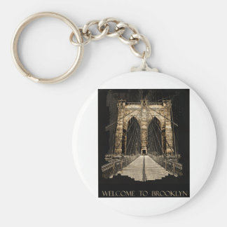 brooklyn bridge copy key ring