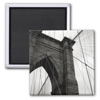 Brooklyn Bridge Detail Magnet