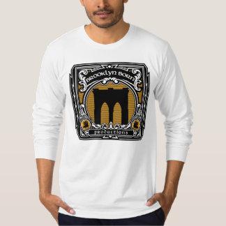 Brooklyn-Bridge-Emblem-(Light-Tees) T-Shirt