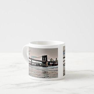 Brooklyn Bridge Espresso Cup