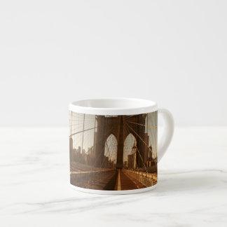 Brooklyn Bridge. Espresso Cup