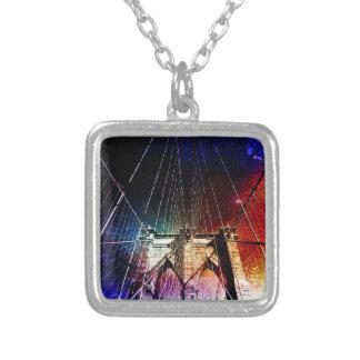 Brooklyn Bridge - Galaxies - NYC Custom Jewelry