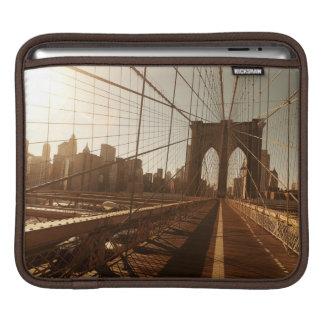 Brooklyn Bridge. iPad Sleeve