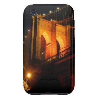 Brooklyn Bridge iPhone 3 Tough Case