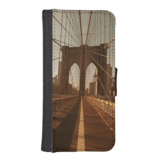 Brooklyn Bridge. iPhone SE/5/5s Wallet Case