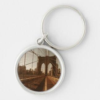 Brooklyn Bridge. Key Ring