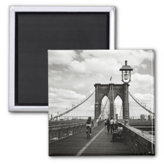 Brooklyn Bridge Magnet