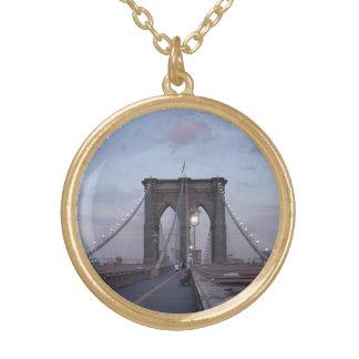Brooklyn Bridge Necklace