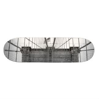 Brooklyn Bridge, New York City Skate Board