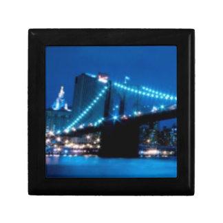 Brooklyn Bridge, New York Gift Box