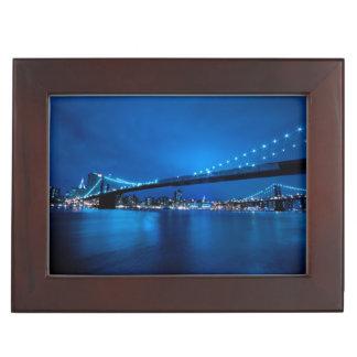 Brooklyn Bridge, New York Keepsake Box
