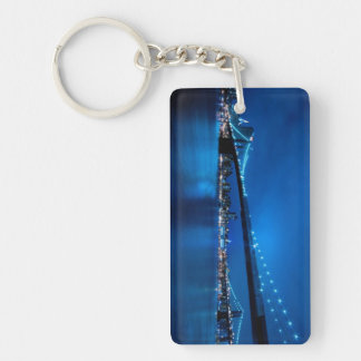 Brooklyn Bridge, New York Key Ring