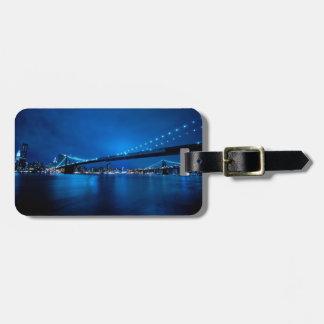 Brooklyn Bridge, New York Luggage Tag