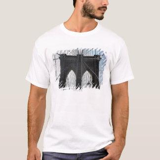 Brooklyn Bridge, New York, NY USA T-Shirt