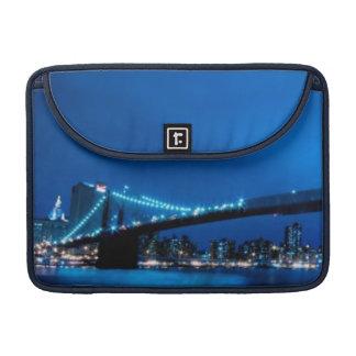 Brooklyn Bridge, New York Sleeve For MacBook Pro