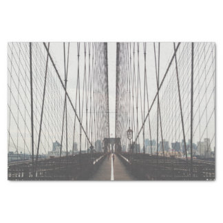 Brooklyn Bridge, New York Tissue Paper