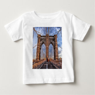Brooklyn Bridge New York USA Baby T-Shirt