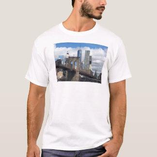 Brooklyn Bridge NYC Scene T-Shirt