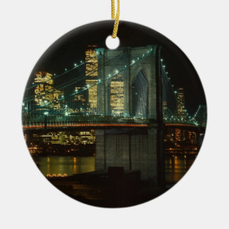 Brooklyn Bridge Ornament