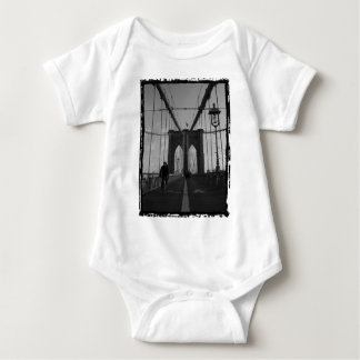 Brooklyn Bridge Photo Baby Bodysuit
