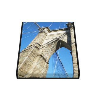 Brooklyn Bridge Photo Gallery Wrap Canvas