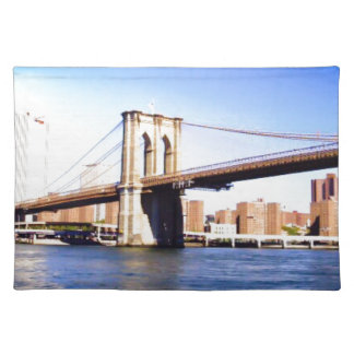 Brooklyn Bridge Placemat
