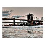 Brooklyn Bridge Post Cards