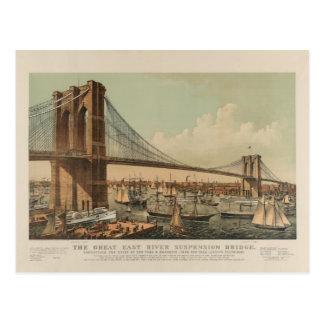 Brooklyn Bridge Postcards