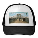 Brooklyn Bridge Promenade, New York City Cap