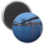 Brooklyn Bridge Refrigerator Magnets