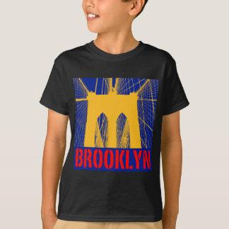 Brooklyn Bridge silhouette T-Shirt