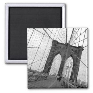 Brooklyn Bridge Slant Magnet