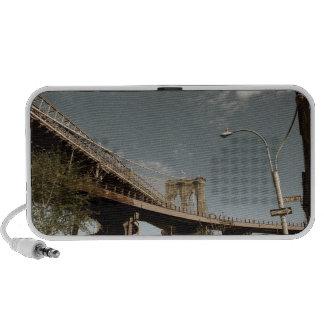 Brooklyn bridge speaker