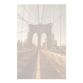 Brooklyn Bridge. Stationery