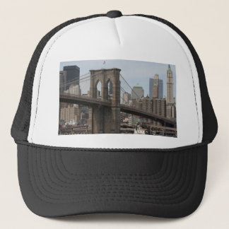 Brooklyn Bridge Trucker Hat