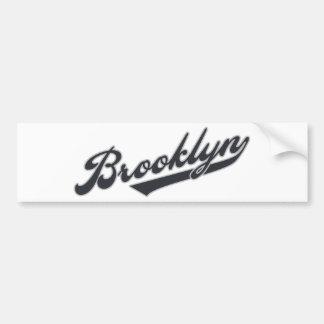 *Brooklyn Bumper Sticker