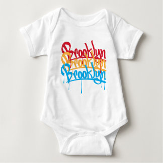 Brooklyn Colors Baby Bodysuit