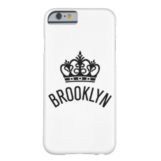 Brooklyn Crown Barely There iPhone 6 Case