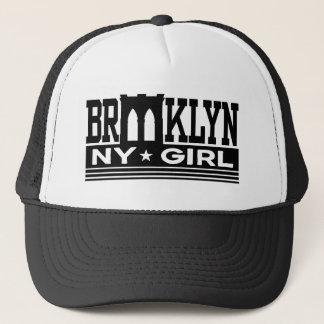 Brooklyn Girl Trucker Hat