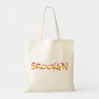 Brooklyn Graffiti Tote bag