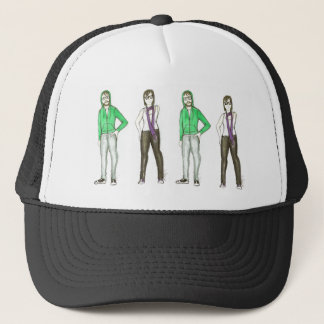 Brooklyn Hipster New York City NYC Hipsters Hat