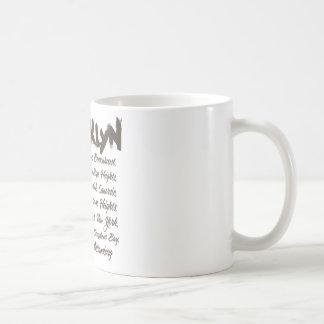Brooklyn Hoods Coffee Mug