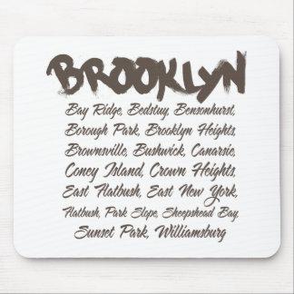 Brooklyn Hoods Mouse Mat