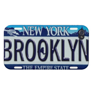 Brooklyn - iPhone 4 Case