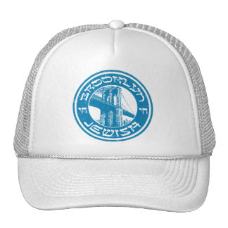 Brooklyn Irish Trucker Hat - Customized