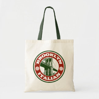 Brooklyn Italian American Grocery Bag