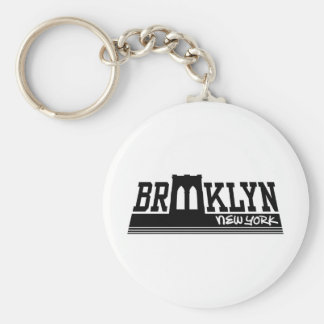 Brooklyn Key Ring