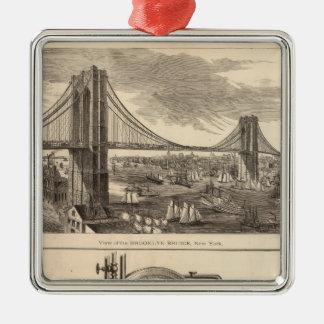 Brooklyn Life Insurance Company Christmas Ornament