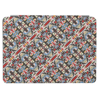 Brooklyn-Modern Brushstrokes Geometric iPad Air Cover